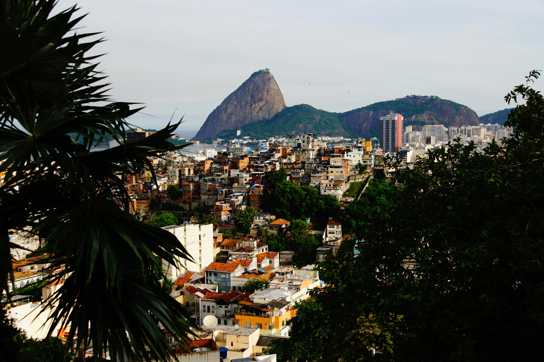 Favela unter dem Zuckerhut
