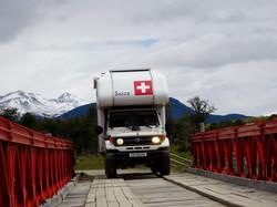 Brücke in Harberton