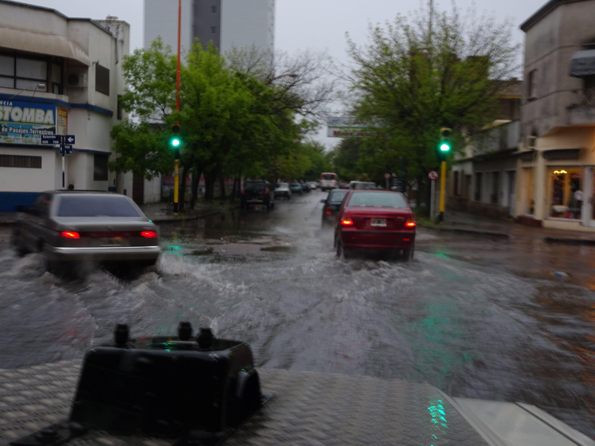 Land unter - Bahia Blanca