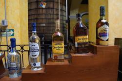 Die Erzeugnisse von Jose Cuervo
