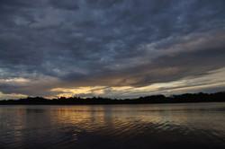Abendstimmung an der Lagune