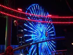 Riesenrad Santa Monica