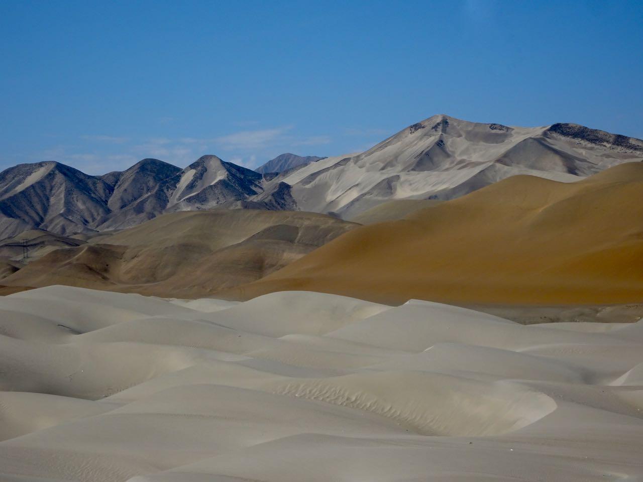 Sand in allen Farben