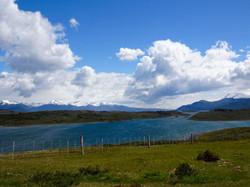 Seitenarm der Bucht von Ushuaia