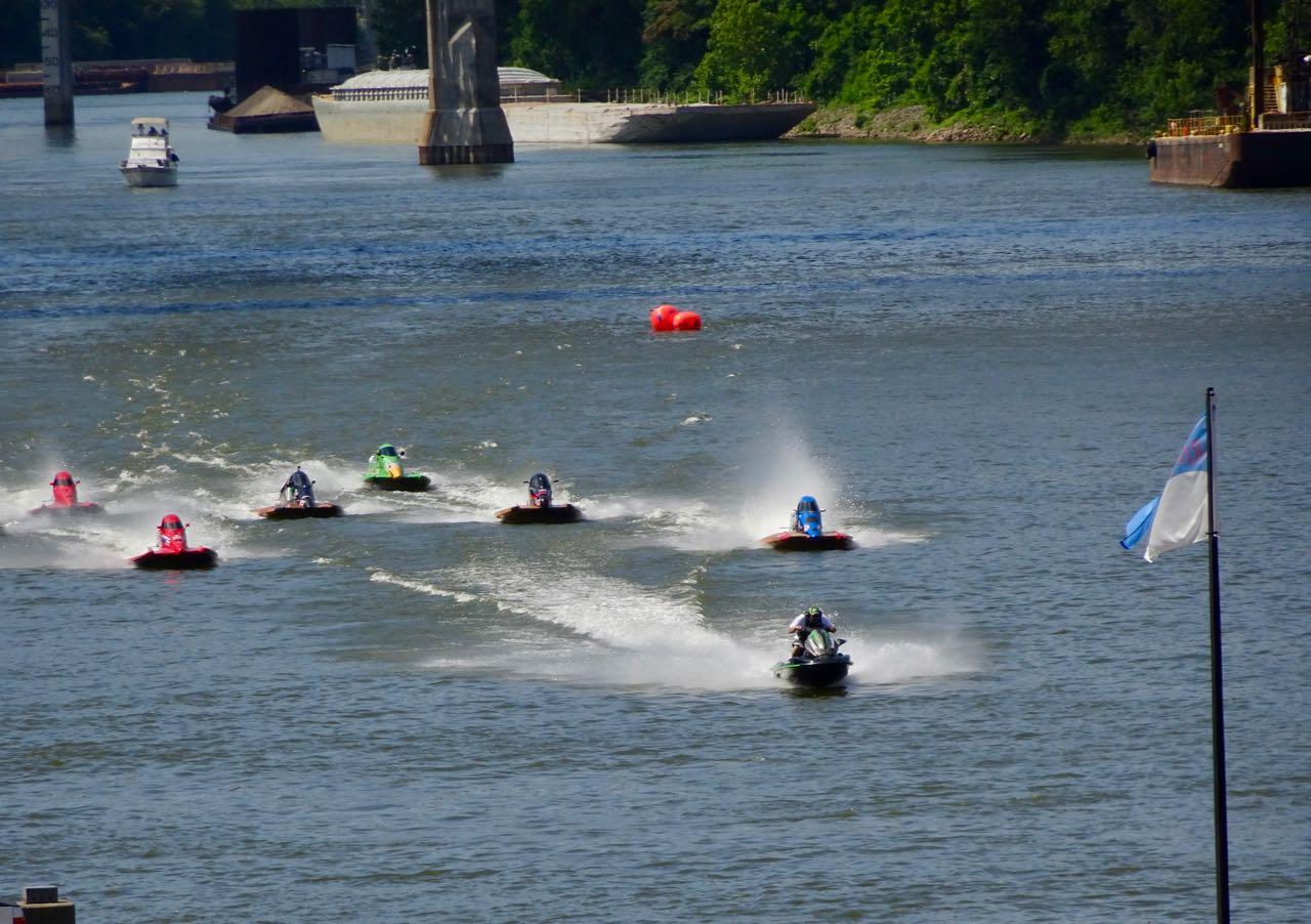 Speedboot Race