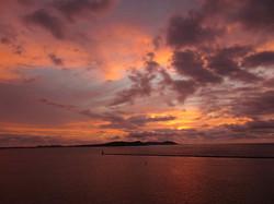 Immer wider schön-Sonnenuntergang