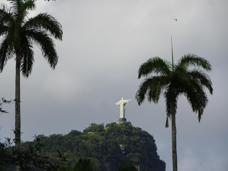 Christo auf dem Corcovado