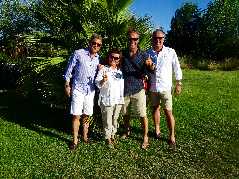 Peter & Christophe - wir haben uns sehr gefreut..jpg