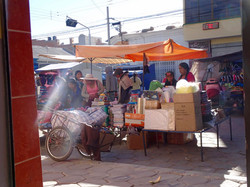 Markt Uyuni