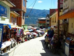 Coroico Markt