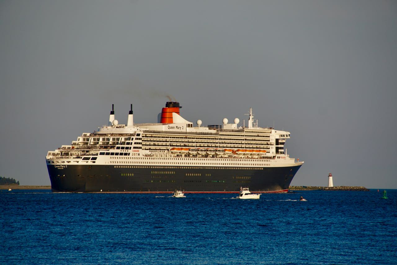 Die Queen Mary II