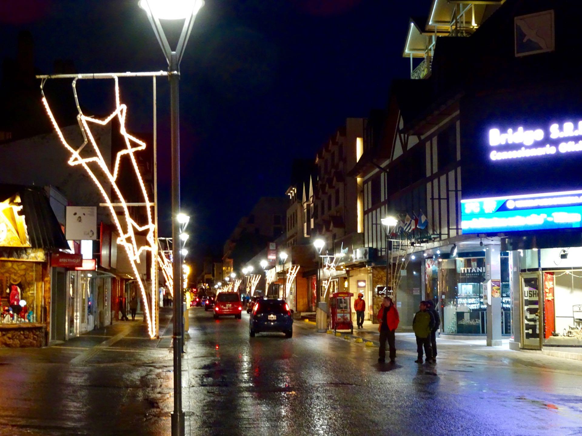 Weihnachten in Ushuaia