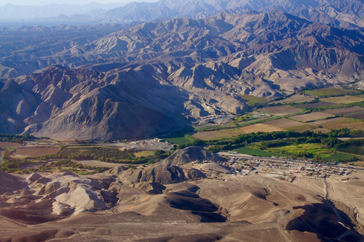 Umgebung von Nazca