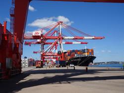 Halifax Cargo Port
