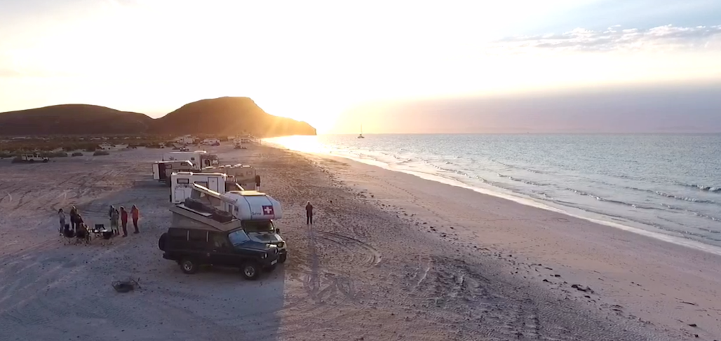Unsere Beach - Tecolote