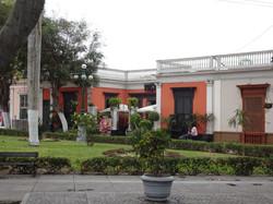 Barranch's Häuser