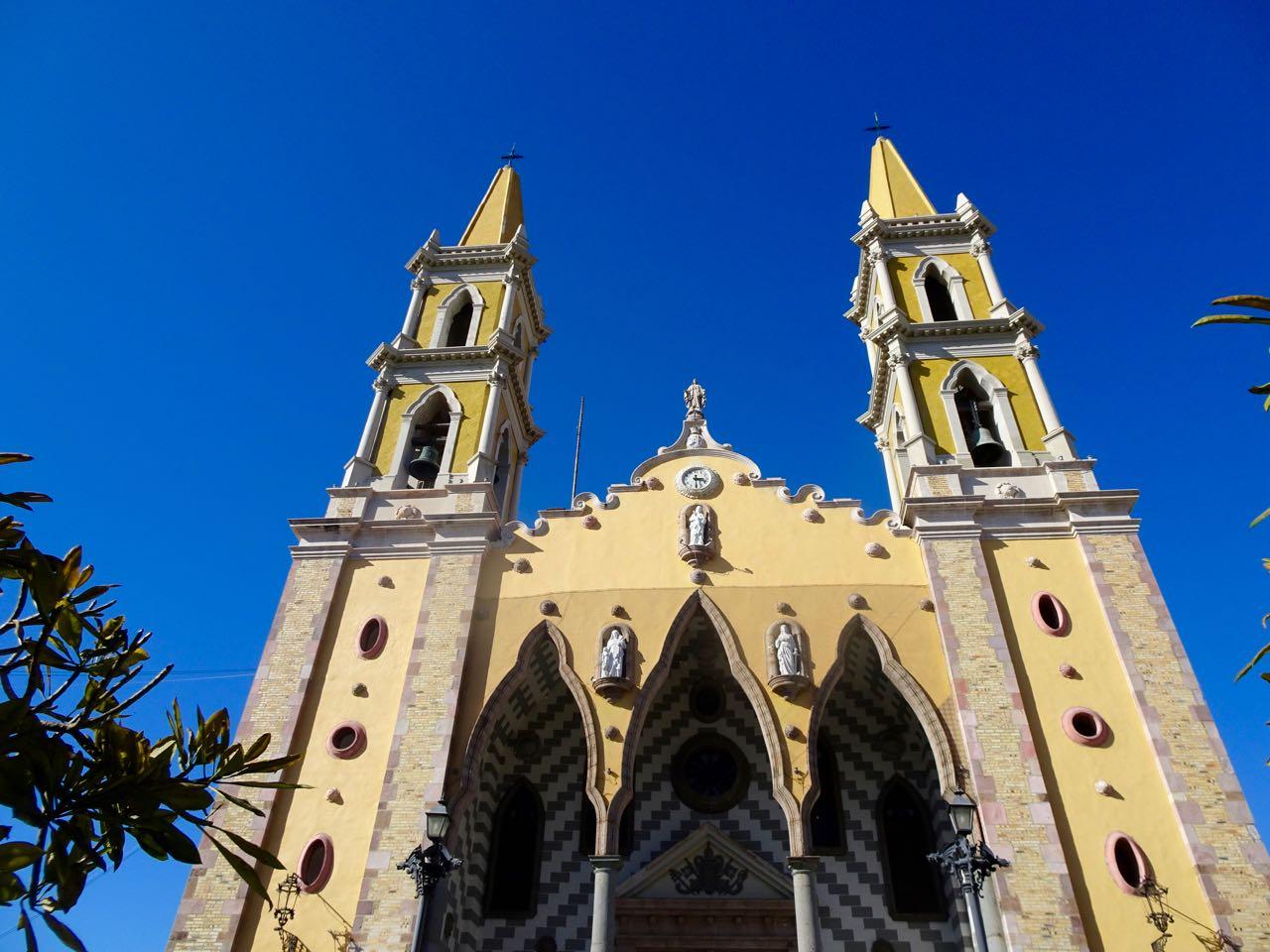 Kathedrale Mazàtlan