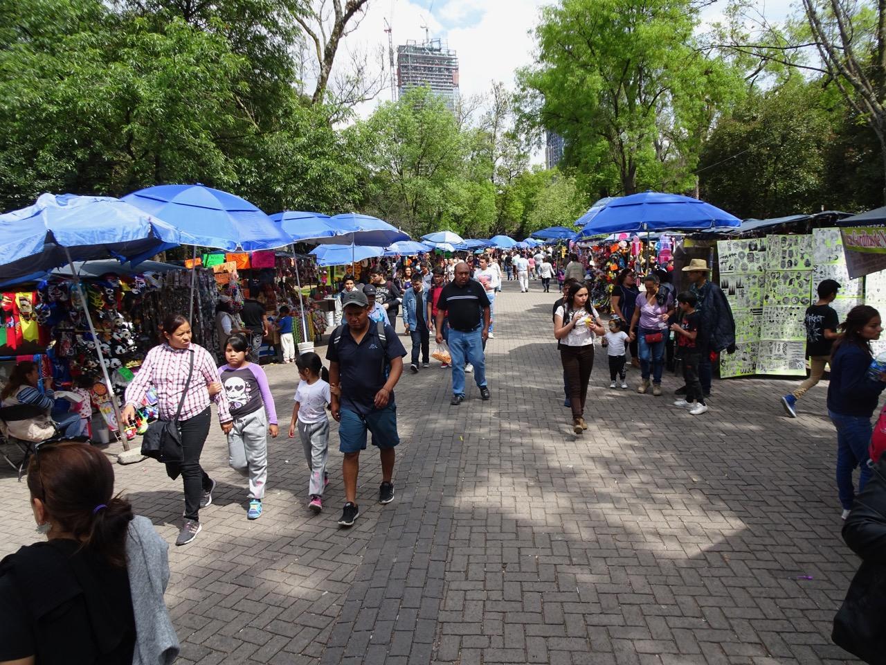 Chapultepec-Park