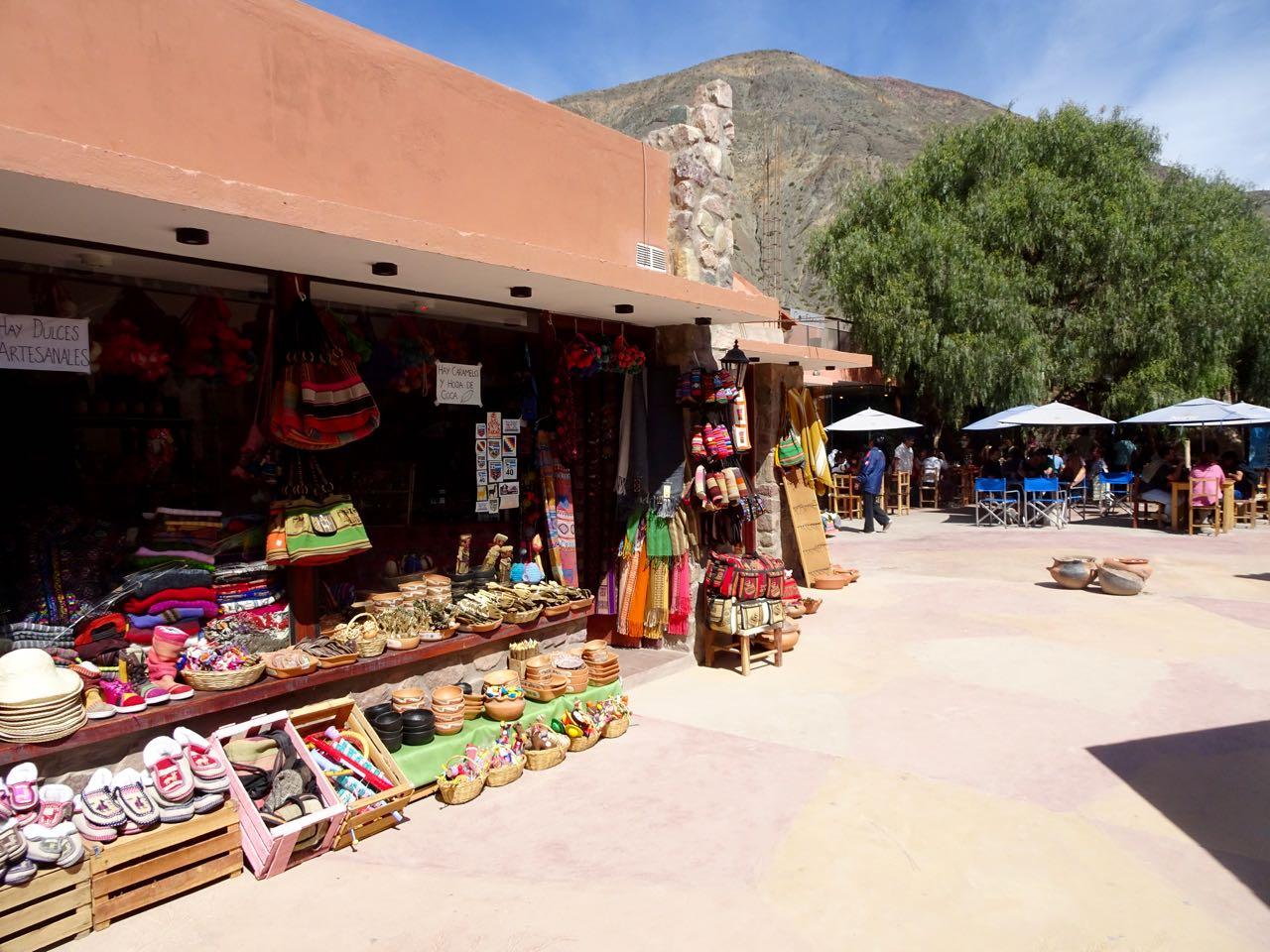 Purmamarca Markt