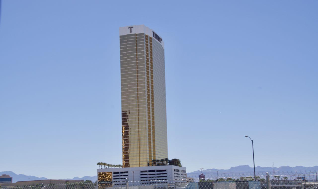Trupp Tower - natürlich in gold!