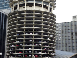 Parkhäuser made in Chicago