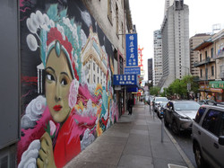 Street Art in Chinatown