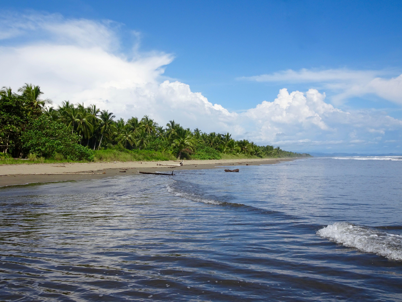 Beach ohne Ende - für uns alleine