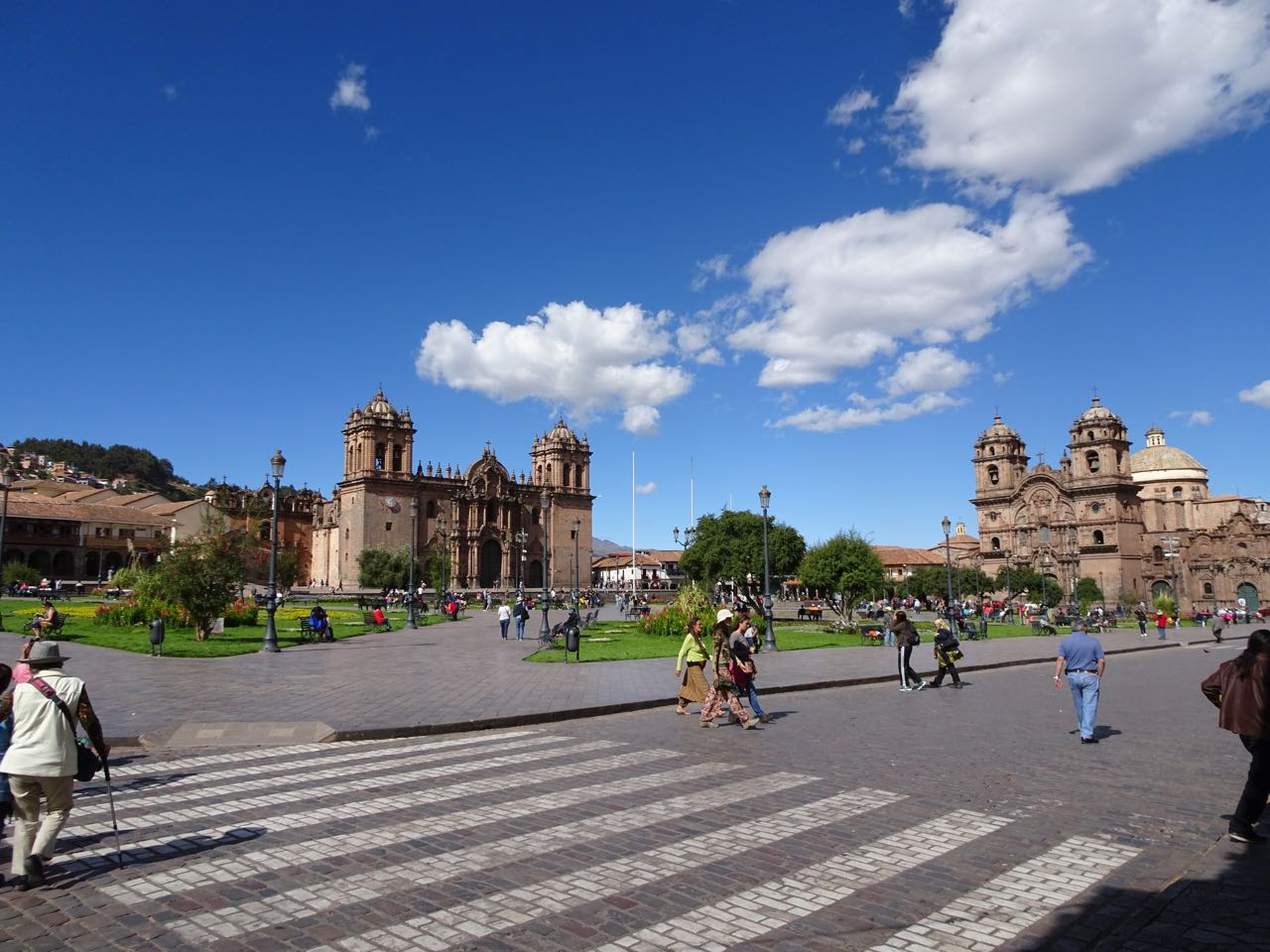 Plaza Major Cusco