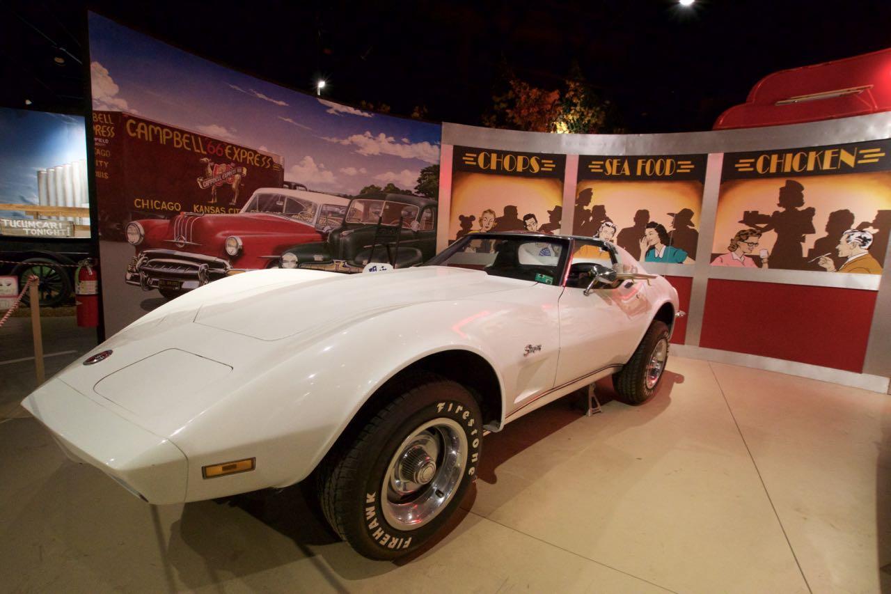 alte Corvette