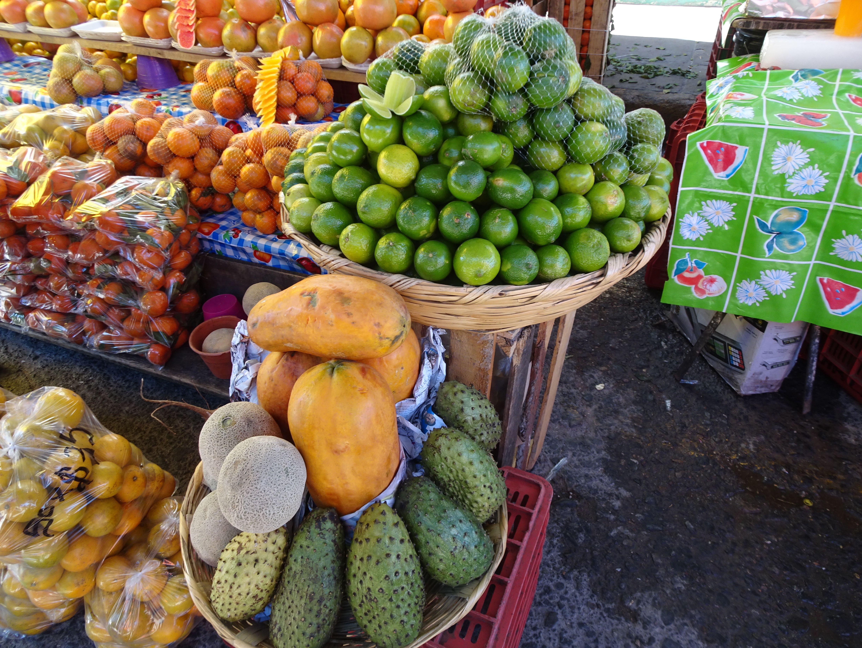 Limone, Papaya, Guyabana...