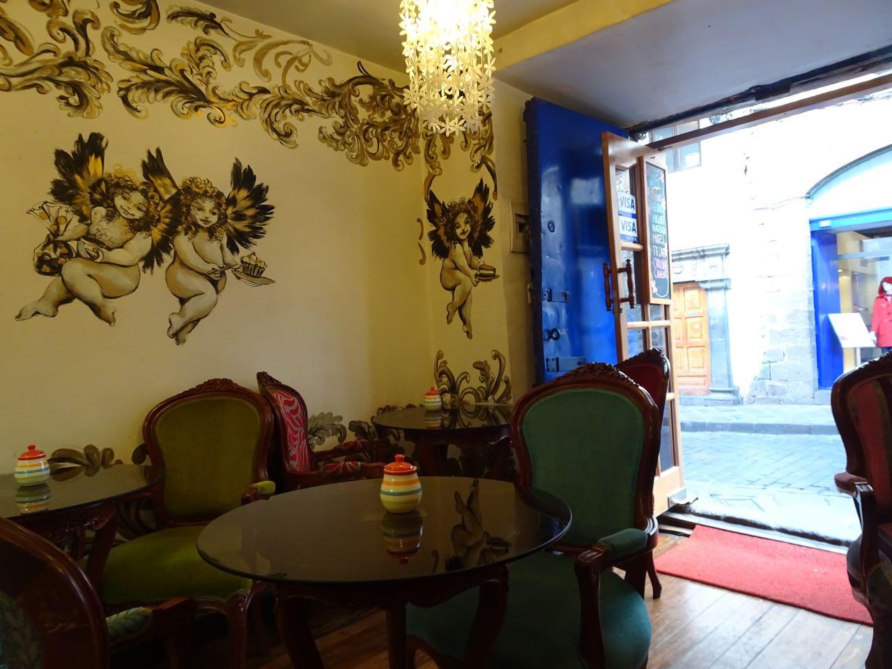 Tolle Cafés und Restis