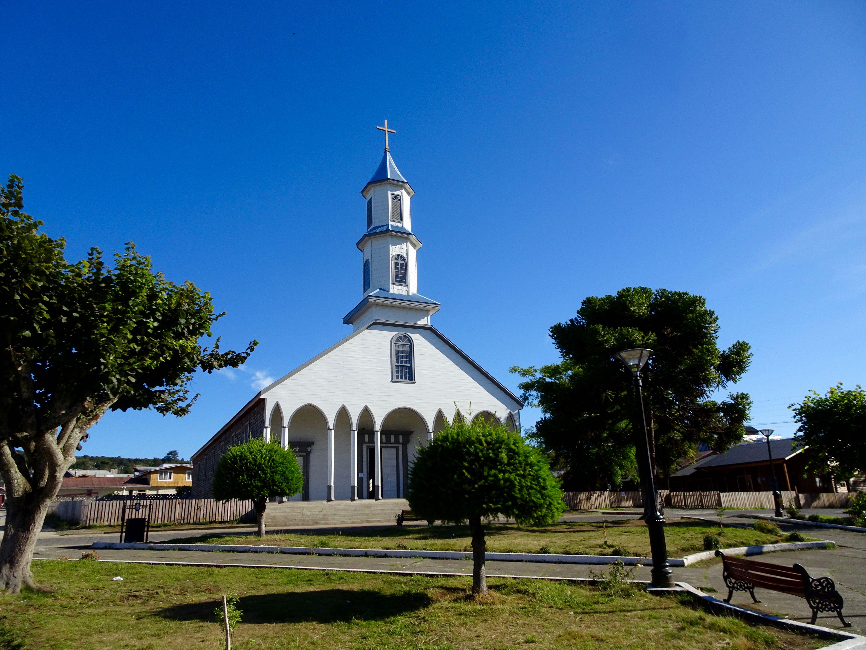 Kirche Dalcahue