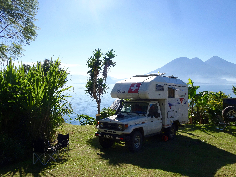 Gefunden in Guatemala