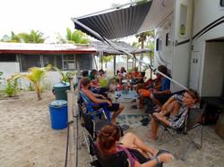 Grosse Runde im Playa Paraiso