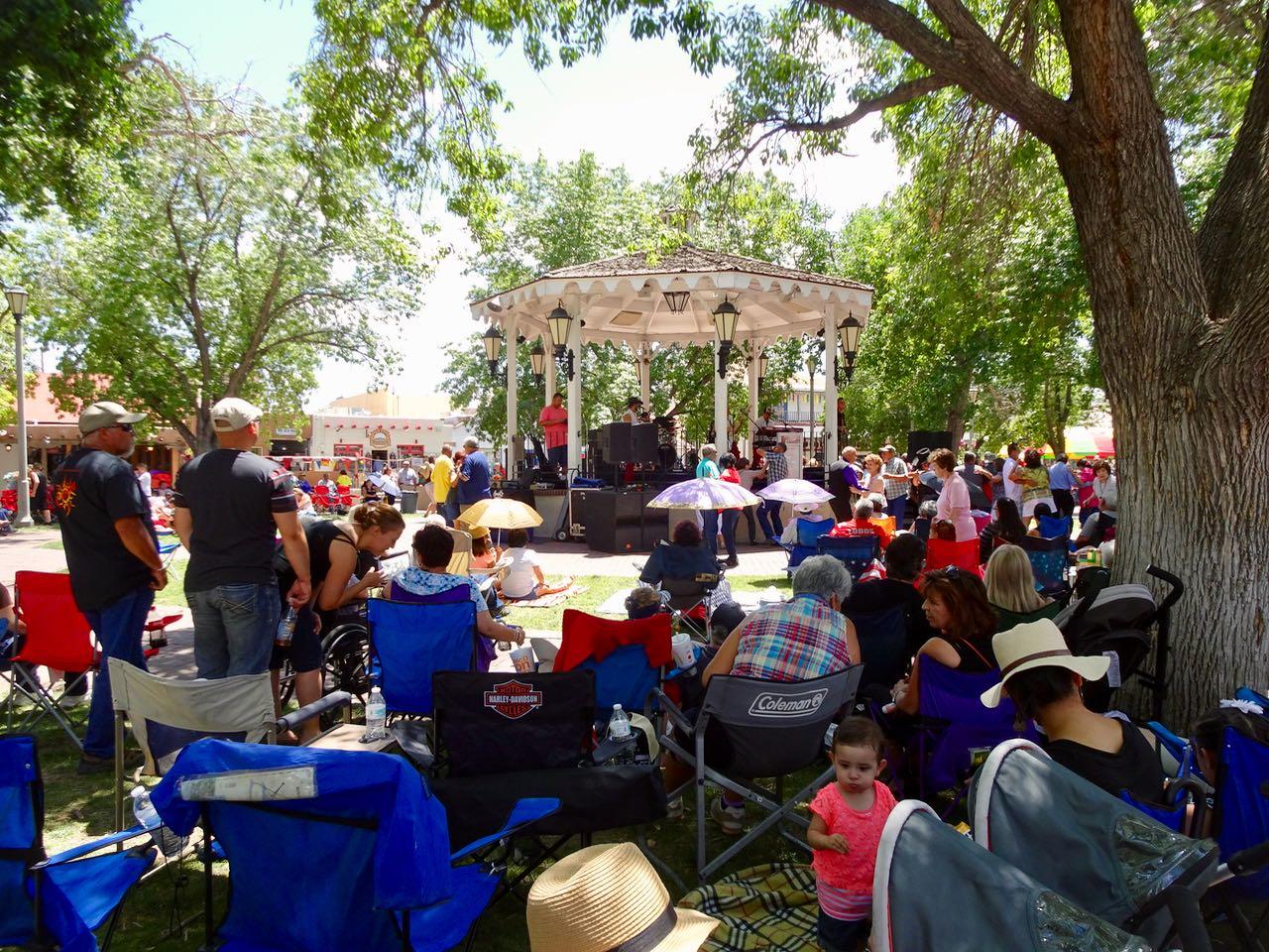 Musik & Tanz in Albuquerque