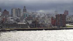 Küstenstrasse durch Montevideo
