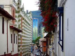 Bogotas Strassen