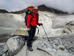 Training auf 5300 m
