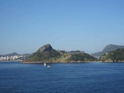 Einfahrt Rio