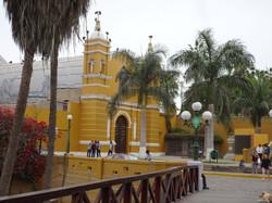 Kirche in Barranco