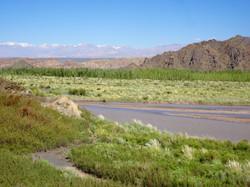Breites Flusstal