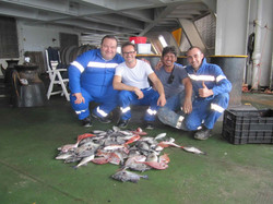 Fischen vor Vitoria