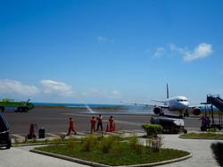 8 Ein frisch getaufter Flieger bringt uns wieder nach Quito