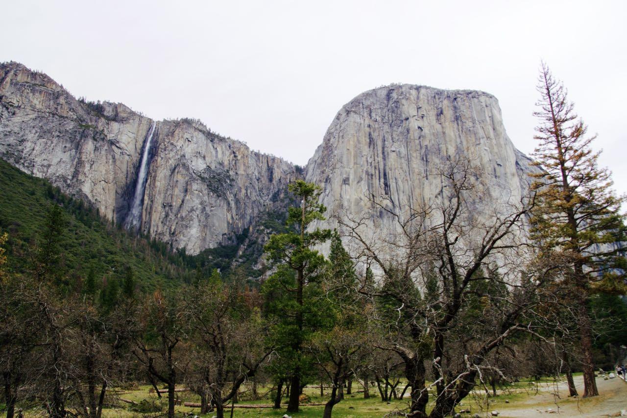 El Capitan - Kletterparadies aus Granit
