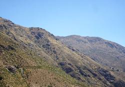 Karge Bergwelt