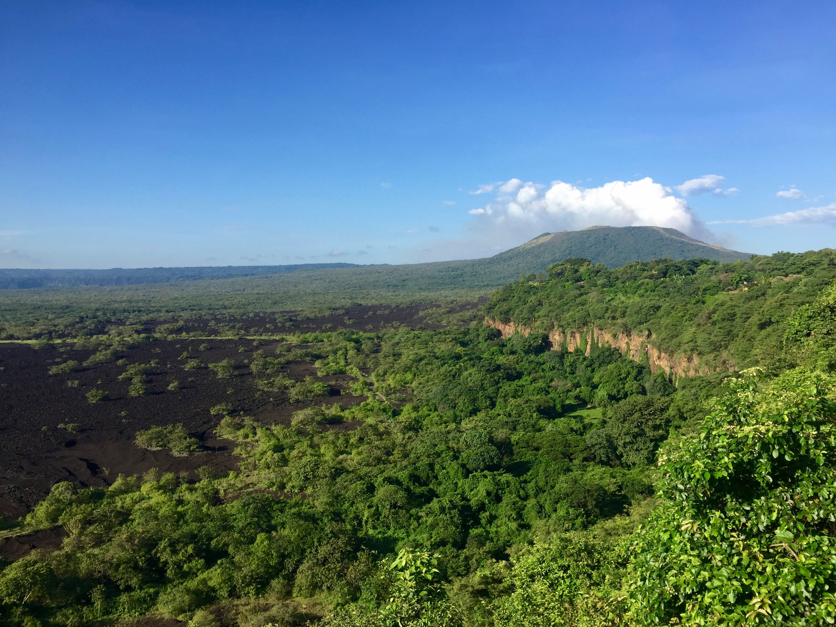 Lavafeld des Masaya