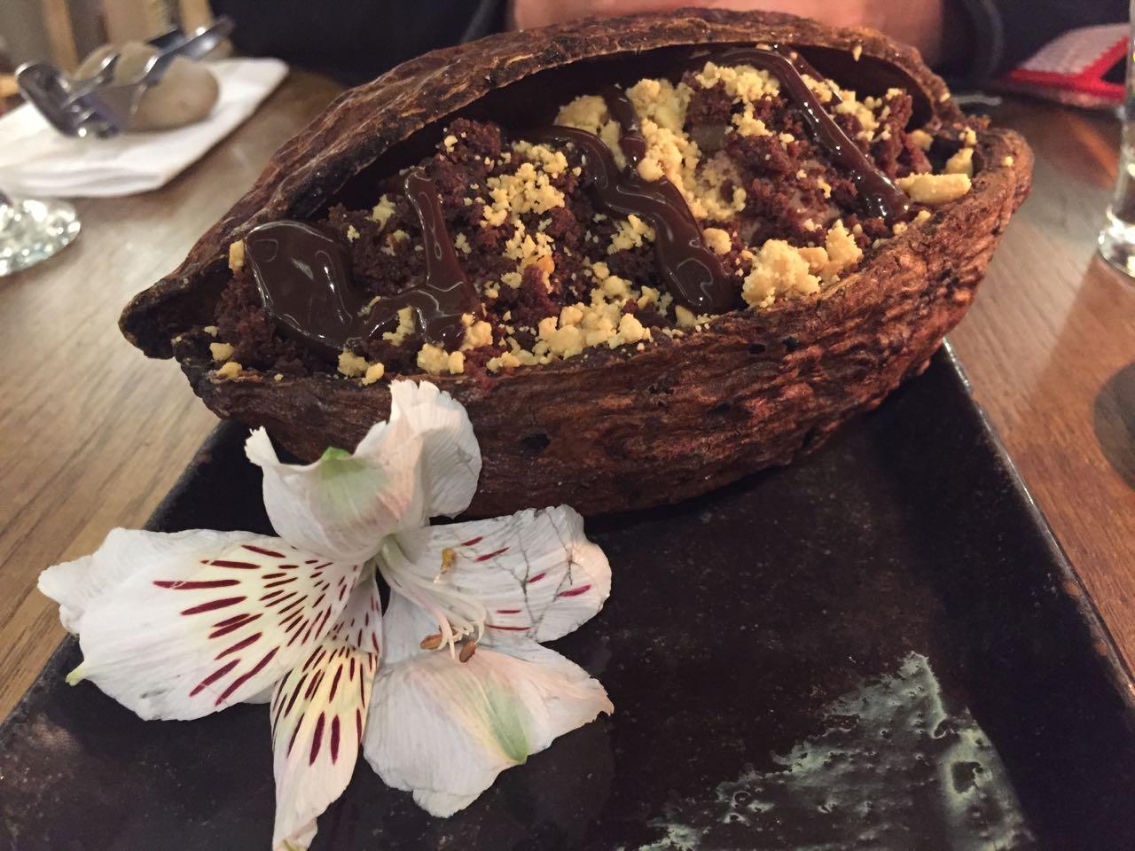 Wessen Dessert das wohl ist_