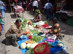 Impressionen vom Markt