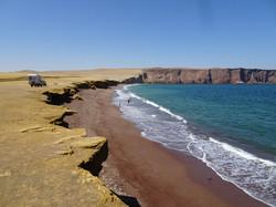 Plaja Roja