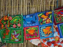Molas - Stoffkunst der Kunas